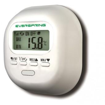 Sensor de temperatura e humidade ambiental Eversping