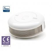 Detector de fumo Fibaro certificado CE EN 14604 Z-Wave Plus