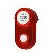 Strobe Sound Alarm for Wall Plug Schuko Be next