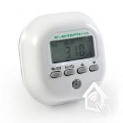 Sensor de luz com display LCD Everspring