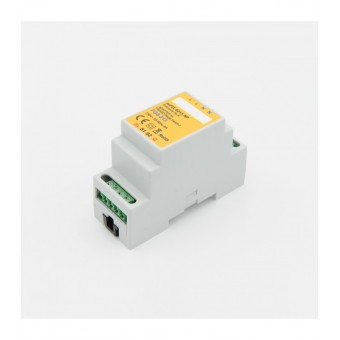 DIN Rail Adapter for Fibaro Module FGS-213 - Eutonomy