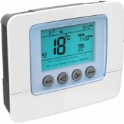 Wall Thermostat programable with display SECURE