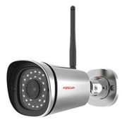 Outdoor fixed IP Camera H.264 118º 20 meters 2Mpx