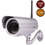 Outdoor fixed IP Camera H.264 70º 20 meters
