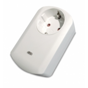 Wall Plug Switch with mettering Philio
