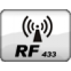 Tudo RF 433 Mhz